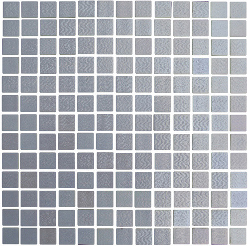 Lily Sway 1 x 1 Glass Mosaic Tile