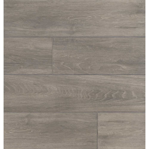 MS International Balboa Series: Grey 6X24 Matte Wood Look Ceramic Tile NBALGRE6X24