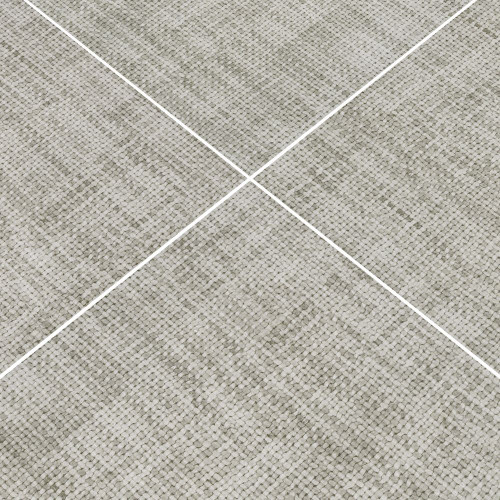 MS International Tektile Series: Crosshatch Gray 12X24 Matte Porcelain Tile NTEKCROGRA1224