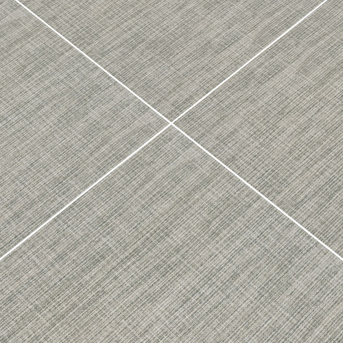 MS International  Tektile Series: Lineart Gray 12X24 Matte Porcelain Tile NTEKLINGRA1224