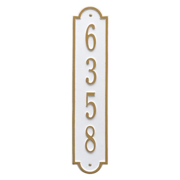 Whitehall Richmond Vertical – Standard Wall – One Line