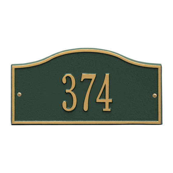 Whitehall Rolling Hills Plaques – Mini Wall – One Line