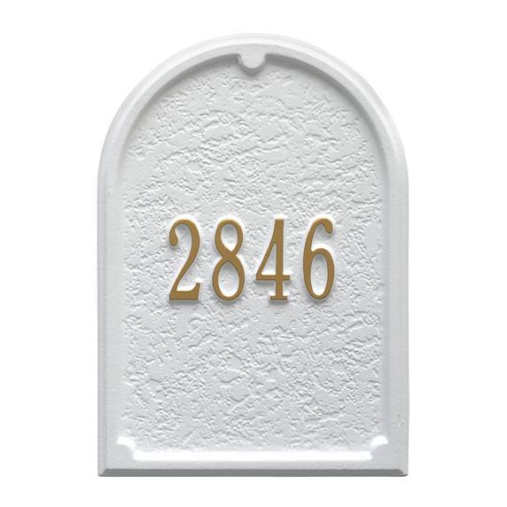 Whitehall Personalized Door Plaque