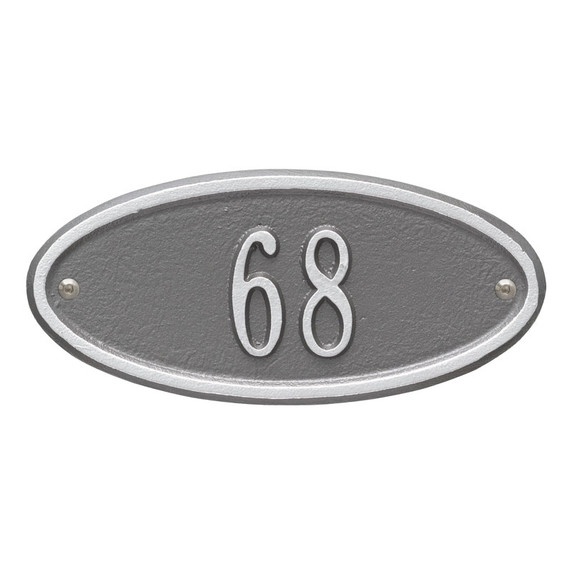 Whitehall Madison Oval – Petite Wall – One Line
