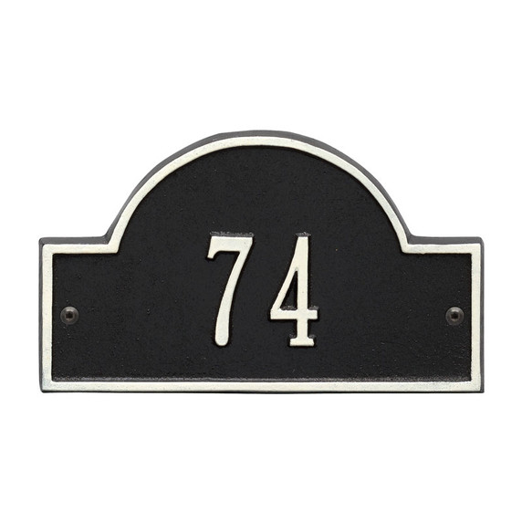 Whitehall Arch Marker – Petite Wall – One Line