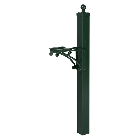 Whitehall Deluxe Post & Brackets w/ball finial