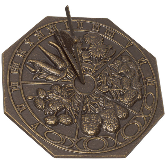 Whitehall Small Butterfly Sundial