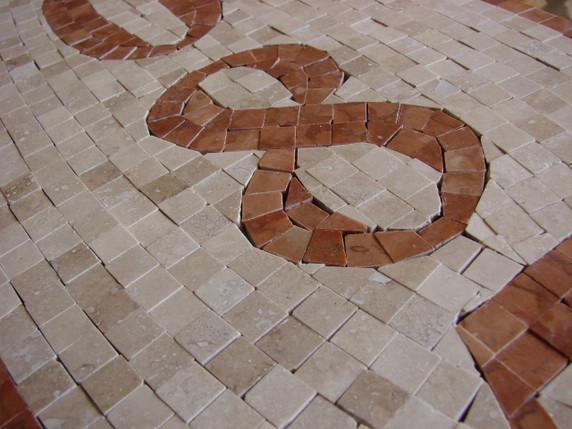 Mosaic House Numbers / Paris – V1P