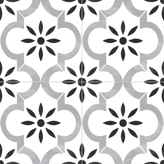 MS International Kenzzi Series: Azila 8X8 Matte Porcelain Tile NAZIL8X8