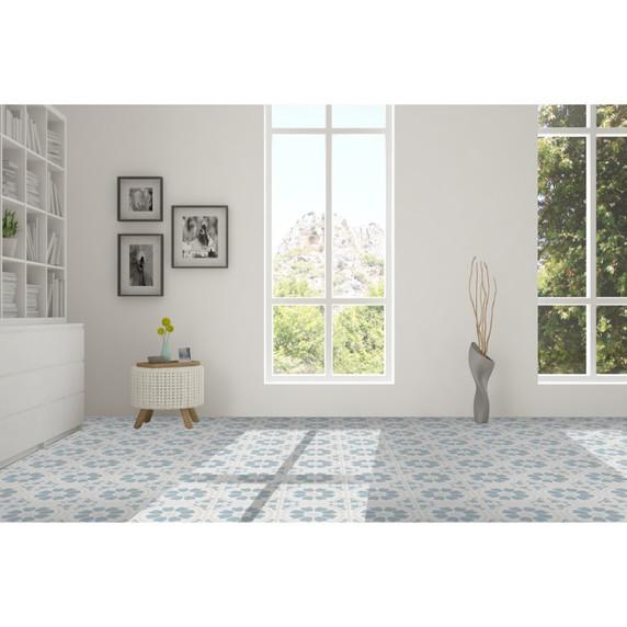 MS International Kenzzi Series: Tamensa 8X8 Matte Porcelain Tile NTAM8X8