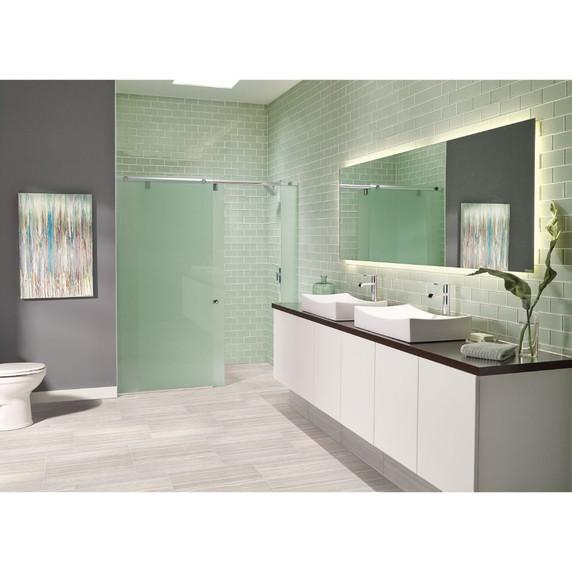 MS International Essentials Series: Charisma White 12X24 Matte Ceramic Tile NCHAWHI1224