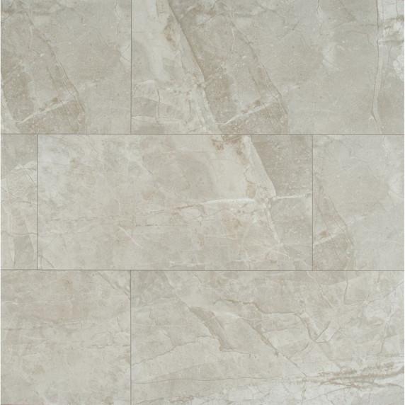 MS International Essentials Series: Vision Glacier 12X24 Matte Porcelain Tile NVISGLA1224