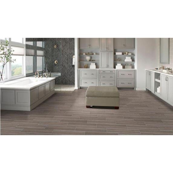 MS International Turin Series: Taupe 6x24 Matte Ceramic Tile NTURTAU6X24