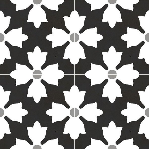 MS International Kenzzi Series: Kasbah 8X8 Matte Porcelain Tile NKAS8X8