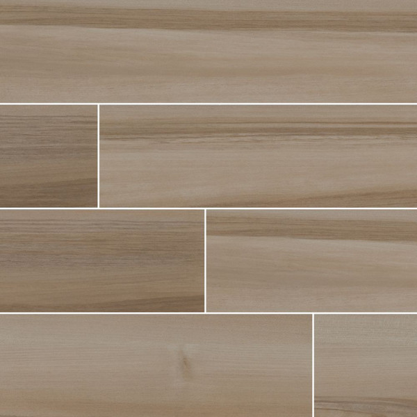 MS International Acazia Series: Mangium 6x36 Matte Ceramic Tile NACAMAN6X36