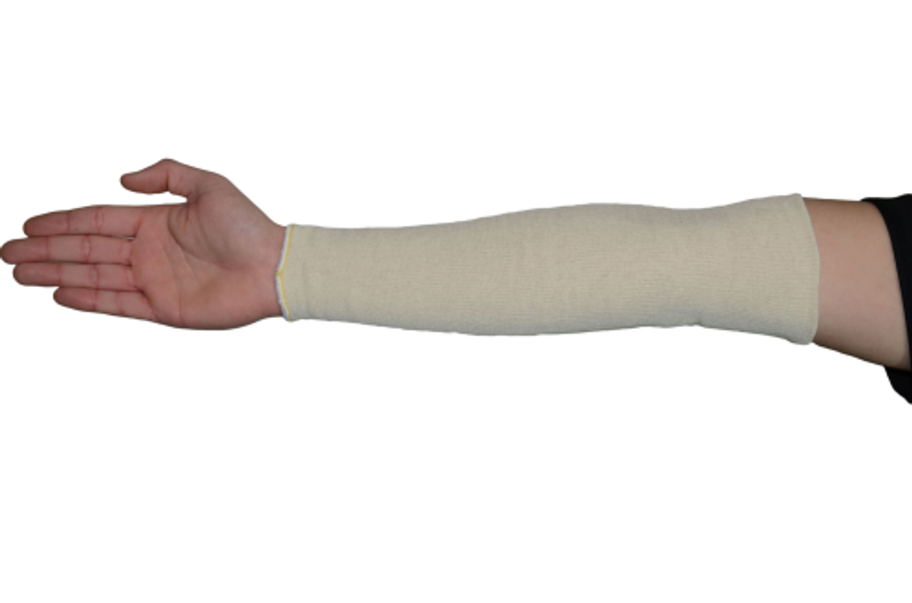 """18"""" Cotton Sleeve - Double Ply - 25 Count"""