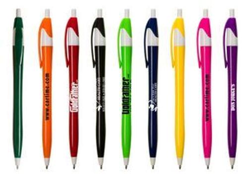Colored Logo Pen (Box of 300)