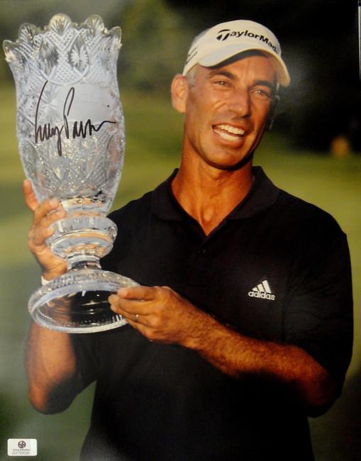 Corey Pavin Hand Signed Autographed 11x14 Photo Golf Masters GA 750528