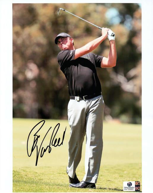 Bo Van Pelt Signed Autographed 8X10 Photo PGA Golfer Pose After Swing GV793881