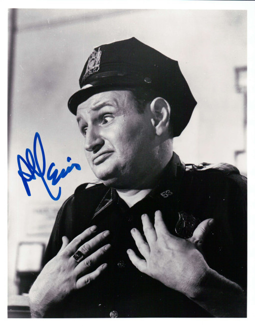 Al Lewis Signed Autographed 8X10 Photo Car 54, Where Are You? Vintage w/COA
