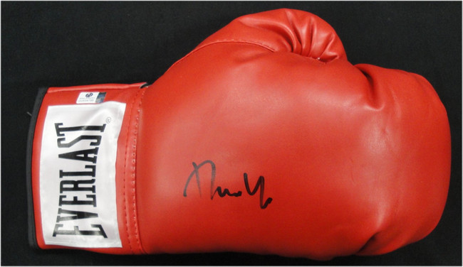 Donnie Yen Hand Signed Autographed Everlast Boxing Glove Fighter GA GV 834796