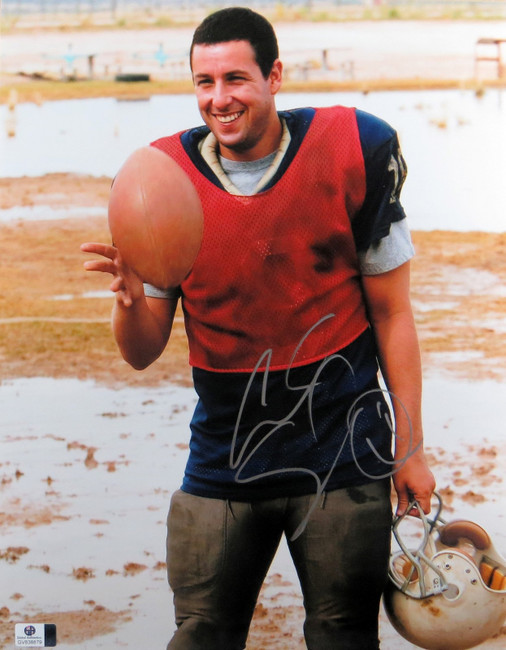 Adam Sandler Signed Autographed 11X14 Photo The Longest Yard GV838879