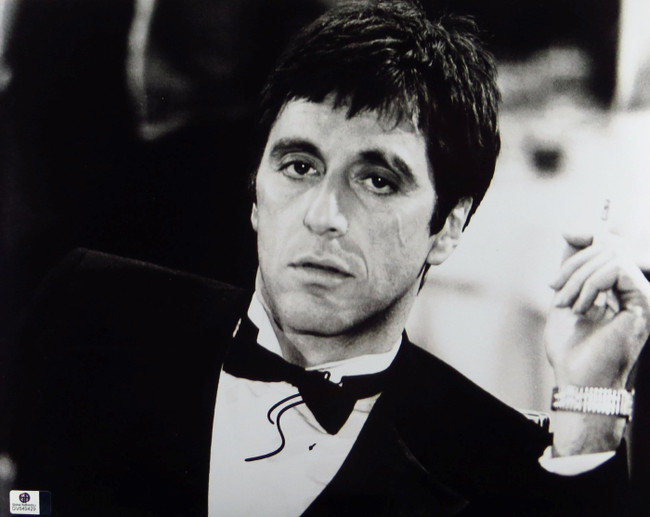 Al Pacino Signed Autographed 11X14 Photo The Godfather Vintage Classic GV849429
