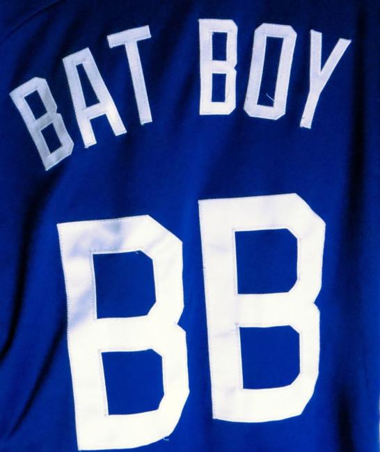 Bat Boy Team Issue Batting Practice Jersey Los Angeles Dodgers #BB Size 42
