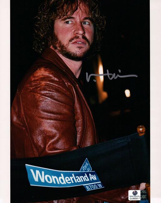 Val Kilmer Signed Autographed 8X10 Photo Wonderland John Holmes GA COA