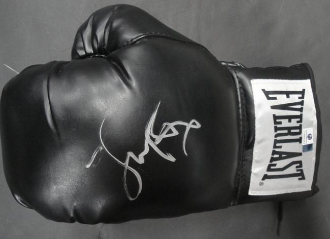 Jamie Foxx Hand Signed Autographed Everlast Boxing Glove Tyson GA GV 866043