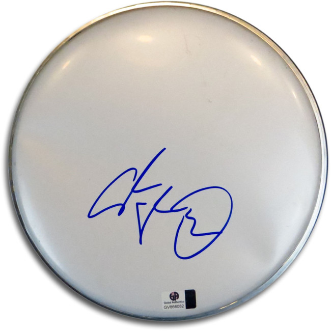"Adam Sandler Signed Autographed 8"" Drumhead Star Saturday Night Live GV866082"
