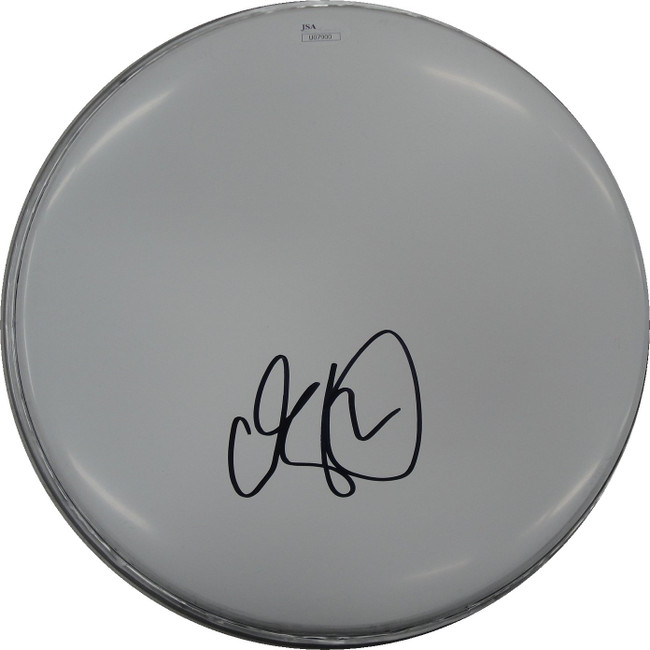 Adam Sandler Hand Signed Auto Drum head Drumhead Actor Musician Comedy JSA 07900