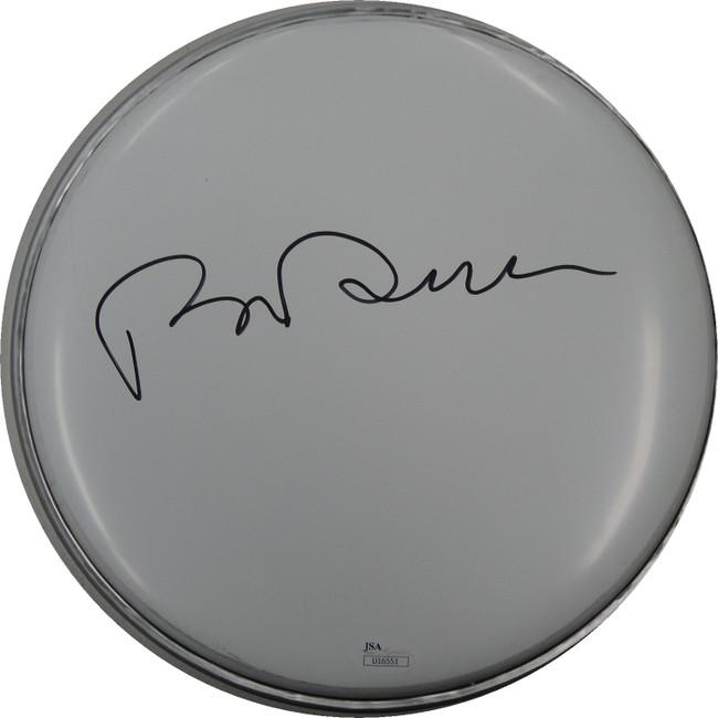 Bo Derek Hand Signed Auto Drum head Drumhead JSA U16551
