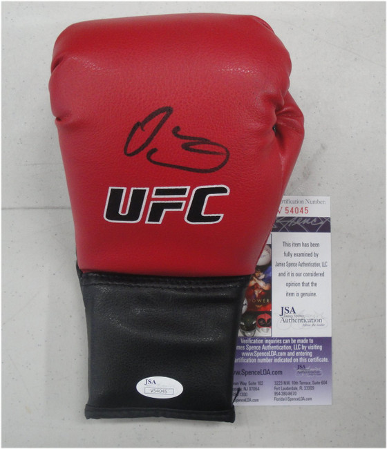 Dana White Hand Signed Autographed UFC Fighting Glove Legend JSA V54045