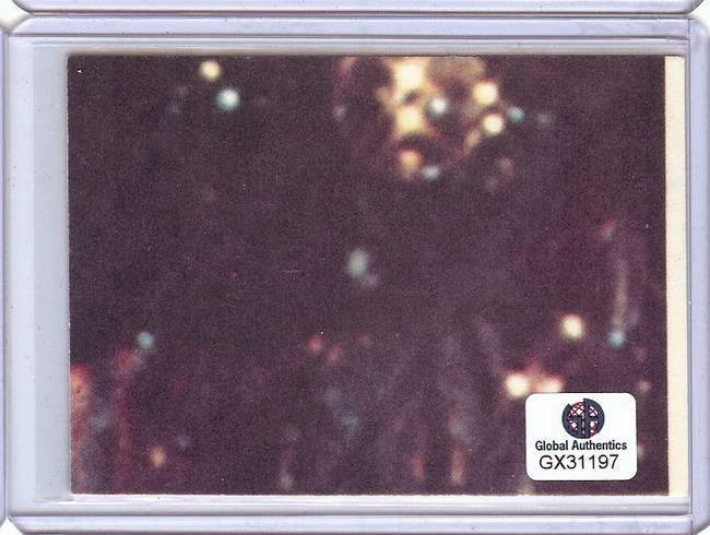 Movies Autographs-original John Travolta Signed Autographed Trading Card Saturday Night Fever 57 Jsa U99016