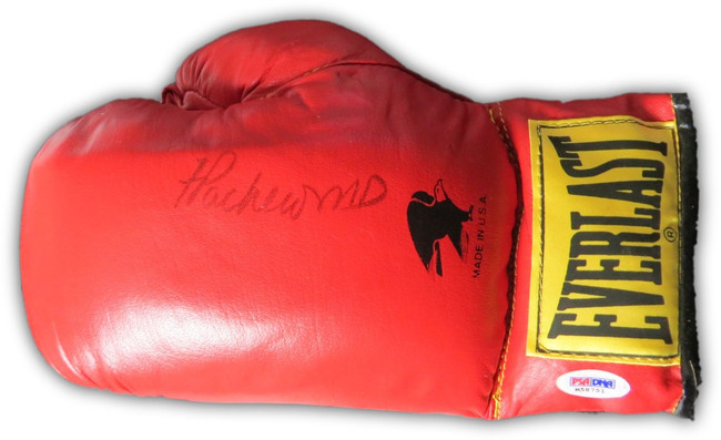 Ferdie Pecheco MD Signed Autographed Everlast Boxing Glove  PSA/DNA M58751