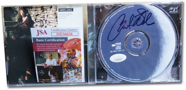 Cassandra Wilson Signed Autographed CD New Moon Daughter JSA DD36050