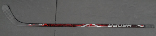 Michael Amadio Game Used Los Angeles Kings Rookie Hockey Stick Stick Bauer