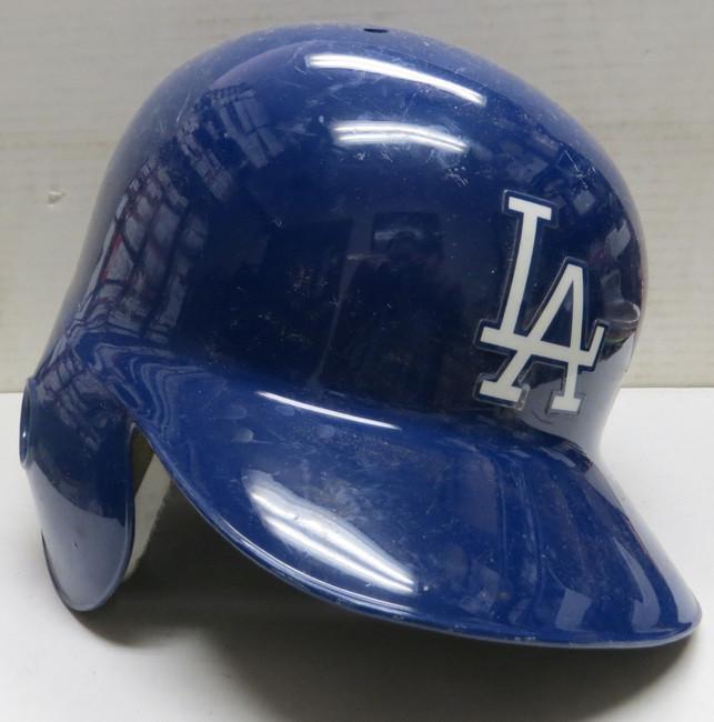 Blank Team Issue Helmet 2012 Los Angeles Dodgers Size 7 1/4 MLB EK217833