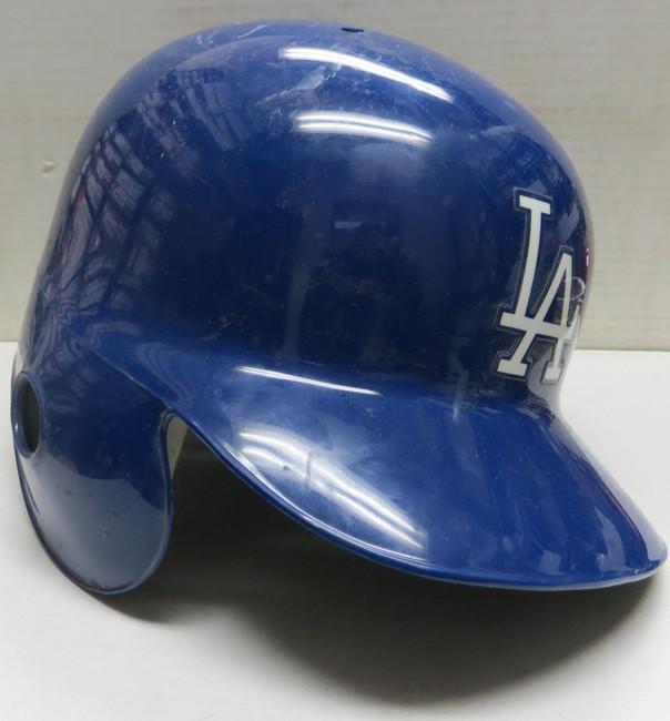 Blank Team Issue Helmet 2012 Los Angeles Dodgers Size 7 5/8 MLB EK217835