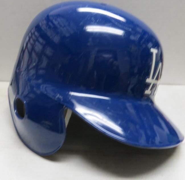 Blank Team Issue Helmet 2012 Los Angeles Dodgers Size 7 1/4 MLB EK217831