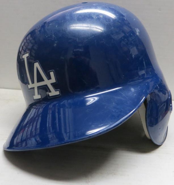 #72 Team Issue Helmet 2012 Los Angeles Dodgers Size 7 3/8 MLB EK217878