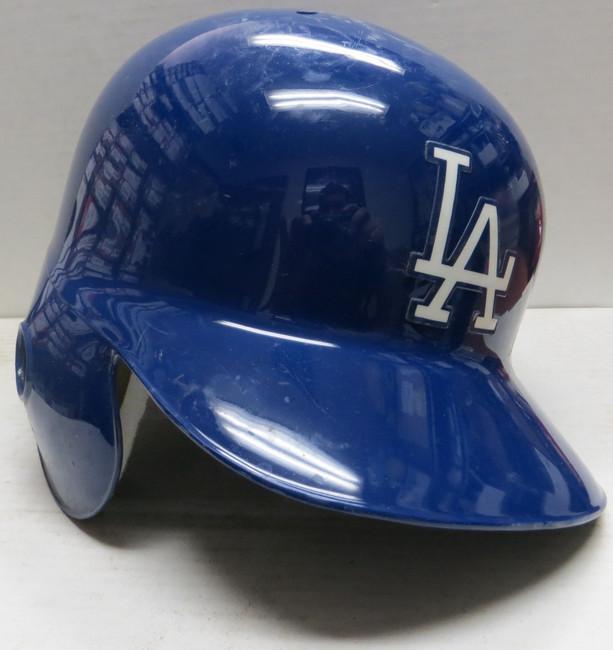 Blank Team Issue Helmet 2012 Los Angeles Dodgers Size 7 1/4 MLB EK217828