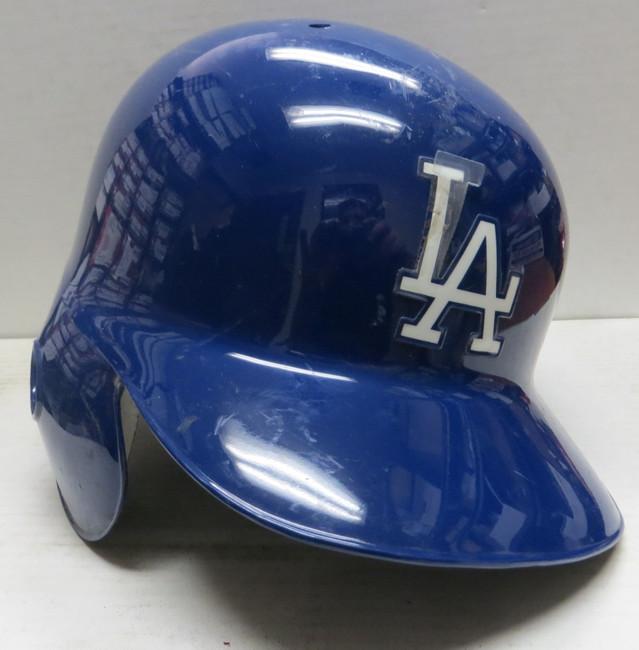Blank Team Issue Helmet 2012 Los Angeles Dodgers Size 7 1/2 MLB EK217814