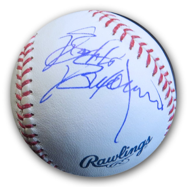 Bobby Brown Signed Autographed MLB Baseball New Edition GV814202