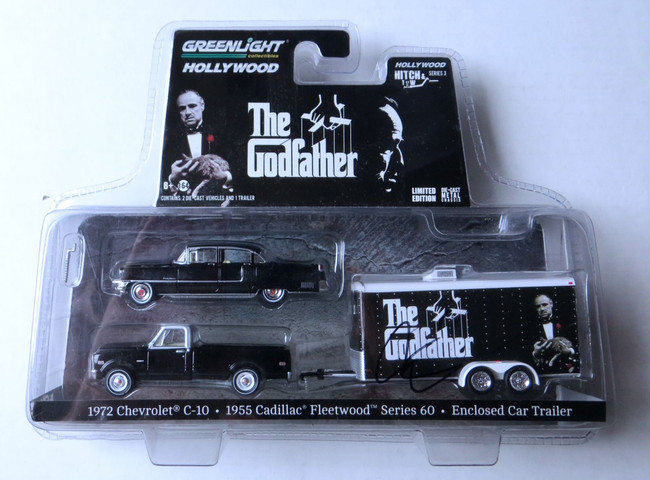 Al Pacino Signed Autographed Diecast Truck The Godfather GV907075