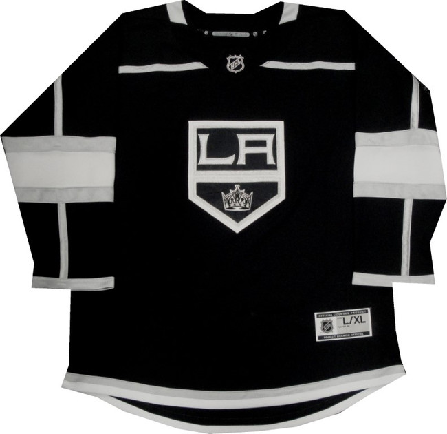 Los Angeles Kings Unsigned Jersey L/XL Purchased from Staples Center