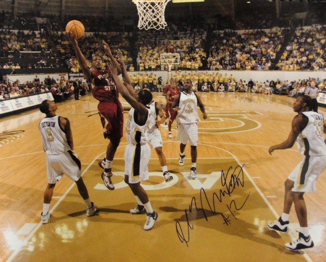 Al Thornton Hand Signed Autographed 11x14 Photograph Florida State