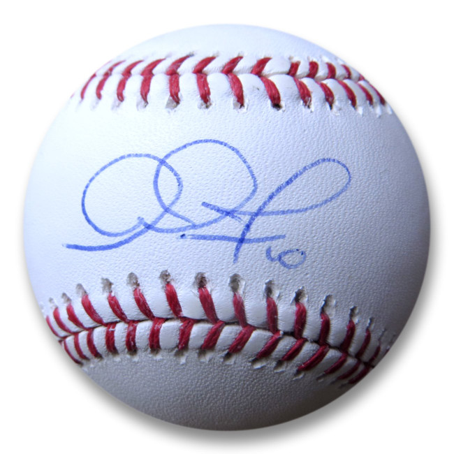 Adam Jones Signed Autographed MLB Baseball Mariners Orioles MLB FJ893964