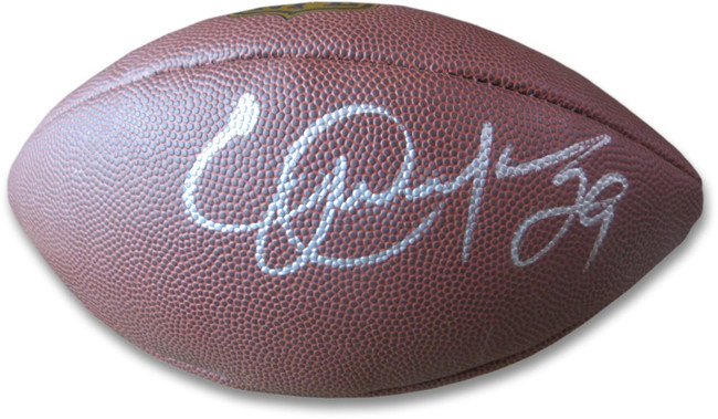 Eric Dickerson Signed Autographed Wilson Football Los Angeles Rams GV917219